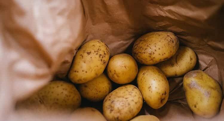 Tus patatas asadas al microondas en 4 minutos