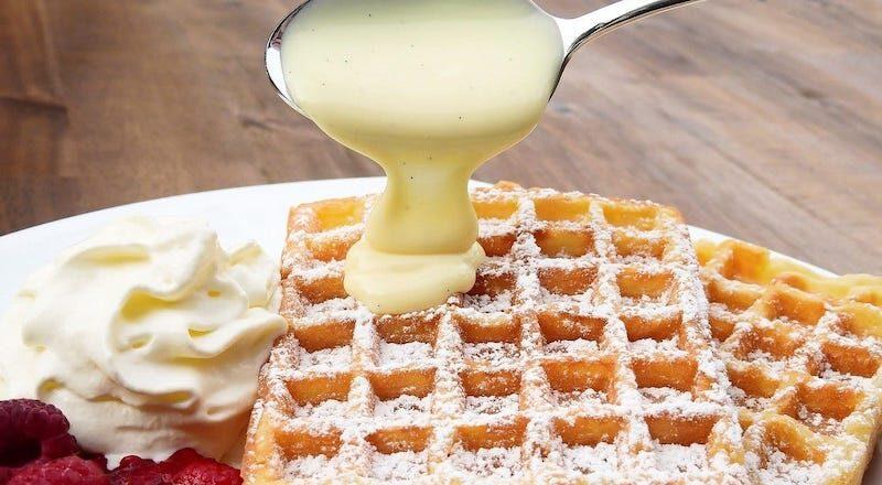 Read more about the article La crema pastelera al microondas más fácil de hacer 🧑🍳