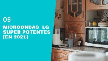 Microondas LG Super Potentes